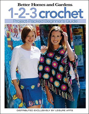 1-2-3 Crochet Bhg By Meredith Corporation (COM)